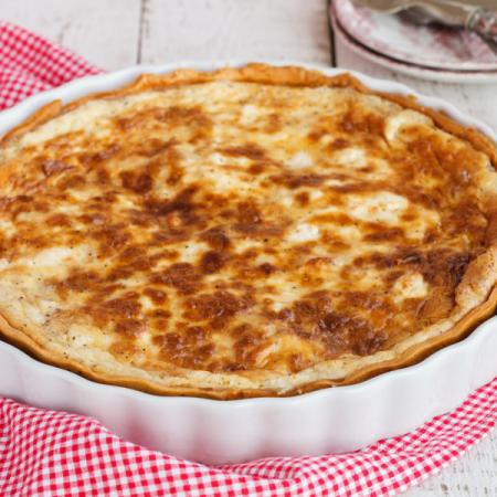 Tarte aux fromages