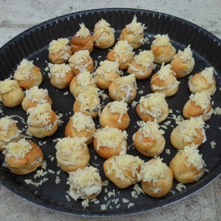 Petits choux forestiers