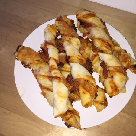 Pizza twist