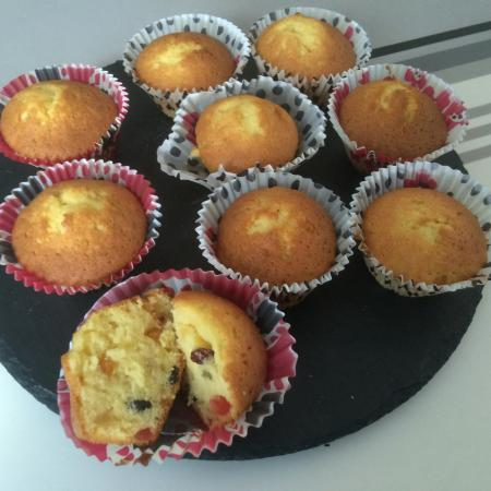 Petits cakes façon muffins