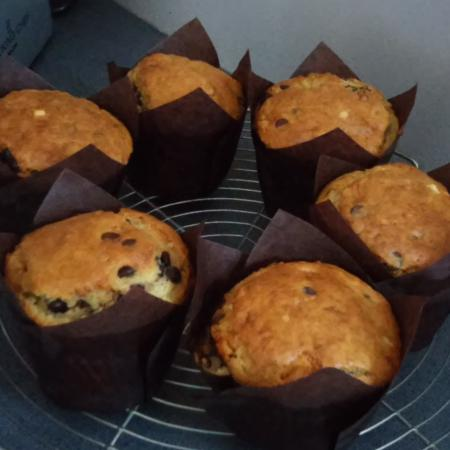 Muffins chocolat orange | Cooking Chef de KENWOOD - Espace recettes
