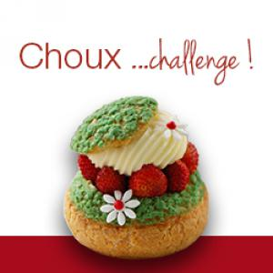 Membre du Club Cooking Chef ? Participez au Choux Challenge !